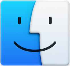 finder icon macos catalina png